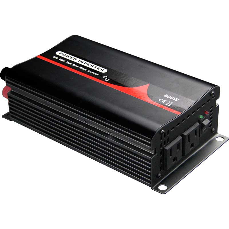 インバーター定格600W  12V 50HZ