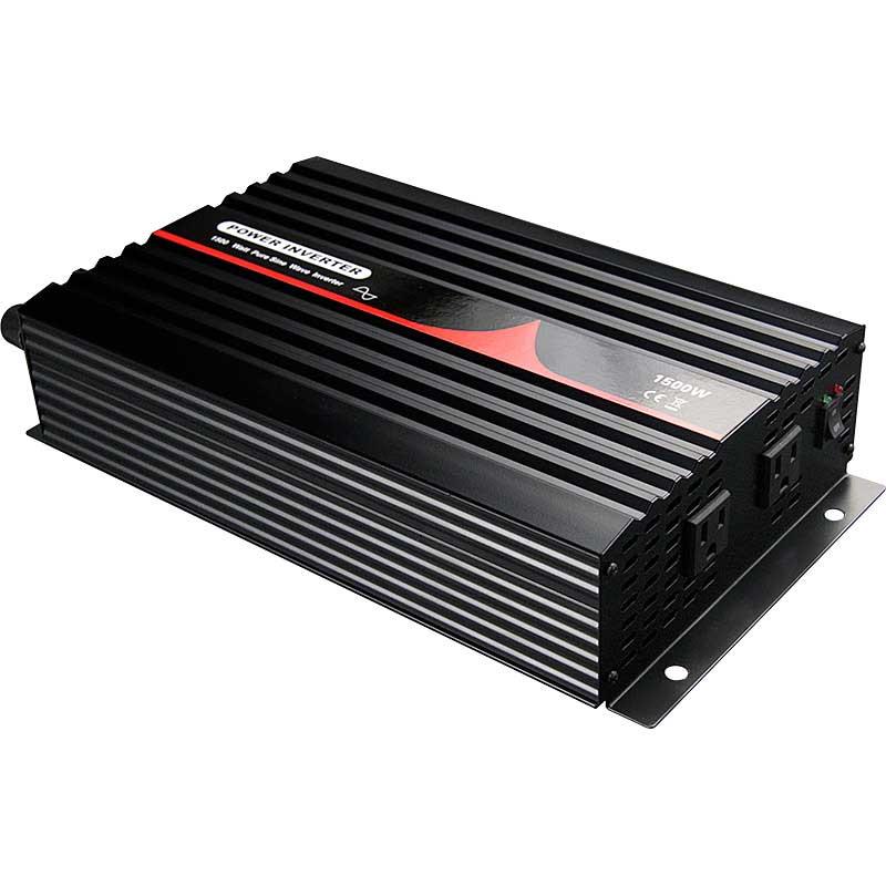 インバーター定格1500W 12V 60HZ