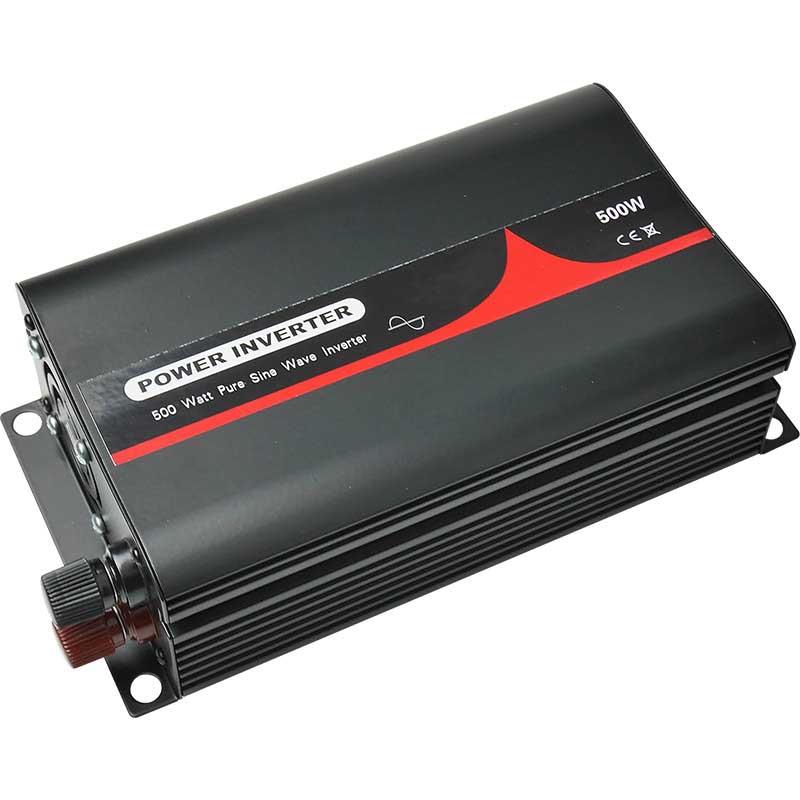 インバーター定格500W 12V 50HZ