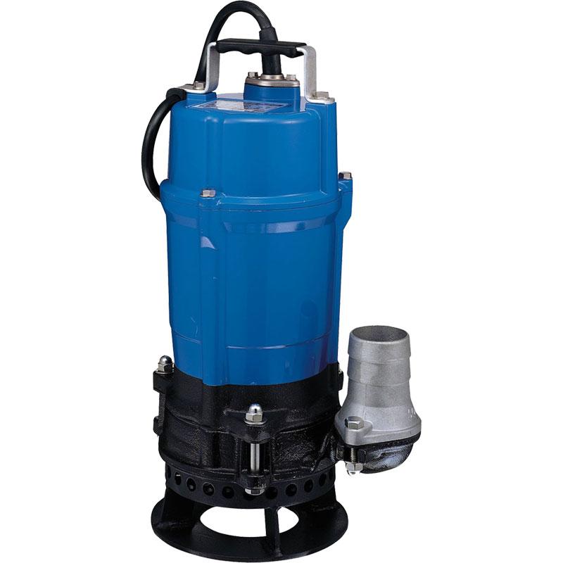 鶴見製作所 水中泥水ポンプ HSD2.55S-53 50Hz