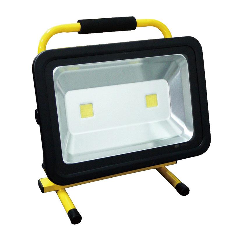 充電式LED投光器 100W