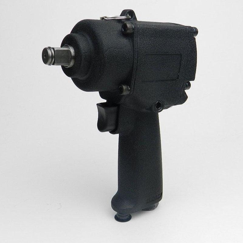 超軽量 12.7角エアー式インパクトレンチ(ツインハンマー)K616 ※