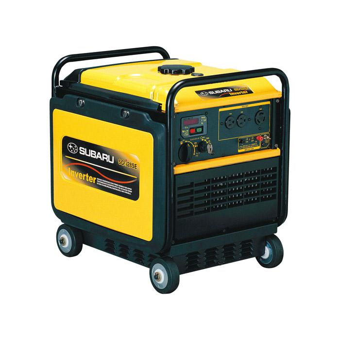富士重工 ガソリン防音インバーター発電機 SGI28SE