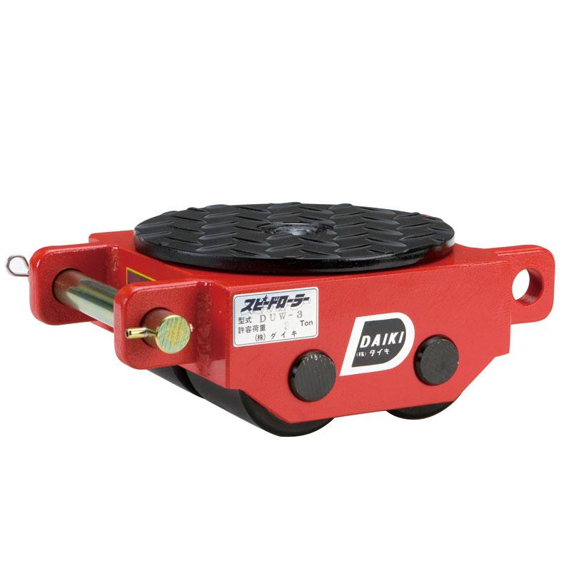 非常に高い品質 スピードローラー ダイキ DUW-3:ツールパワー 店 ダブル型-DIY・工具