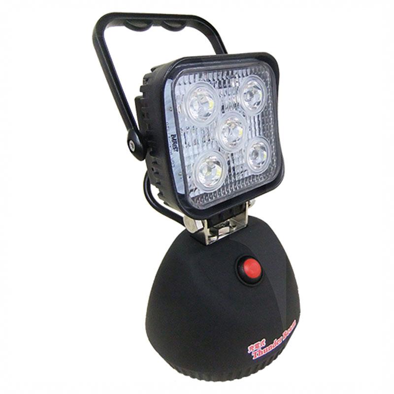 ウイングエース 充電式LEDライト サンダービーム LED-J15