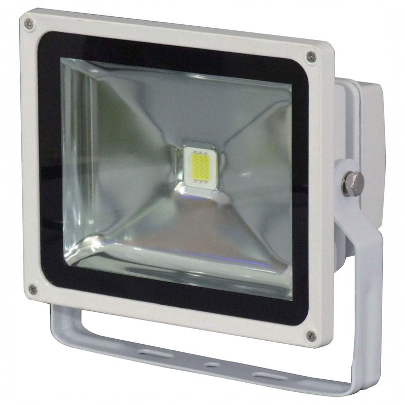 日動工業 LEDエコナイター30 LEN-30D-ES-W