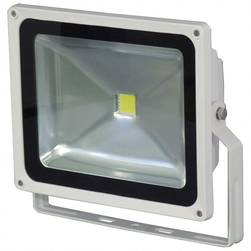 日動工業 LEDエコナイター50 LEN-50D-ES-W