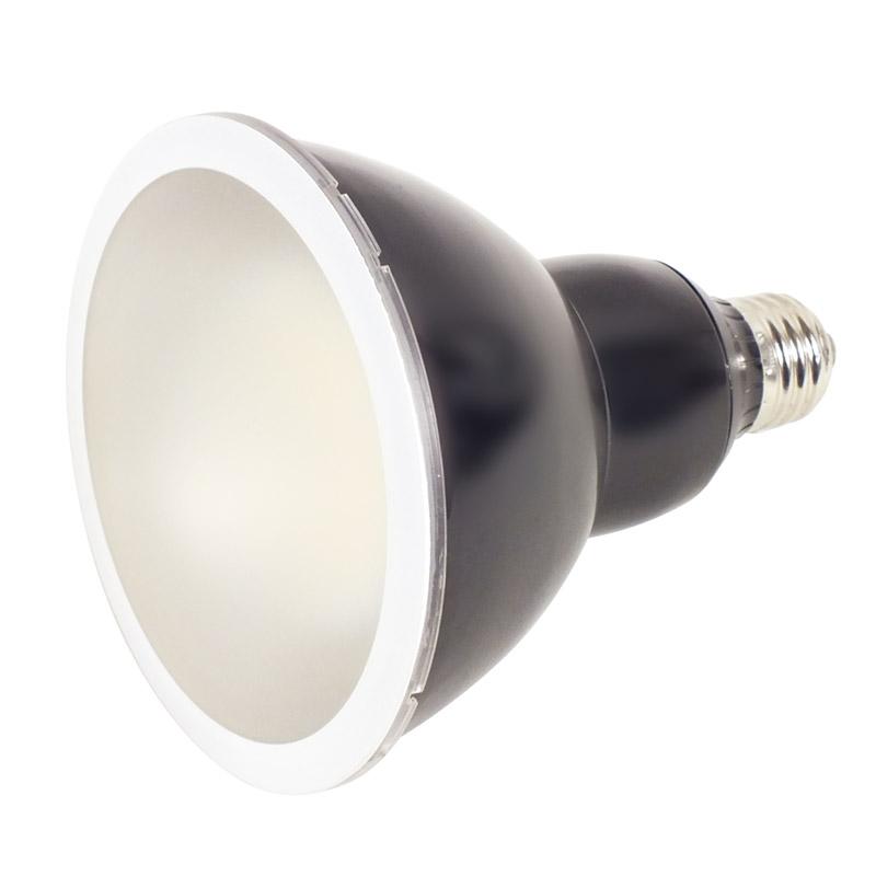 日動工業 LED交換球 エコビック オルダー14W 電球色 本体黒 L14W-E26-BK-3000K