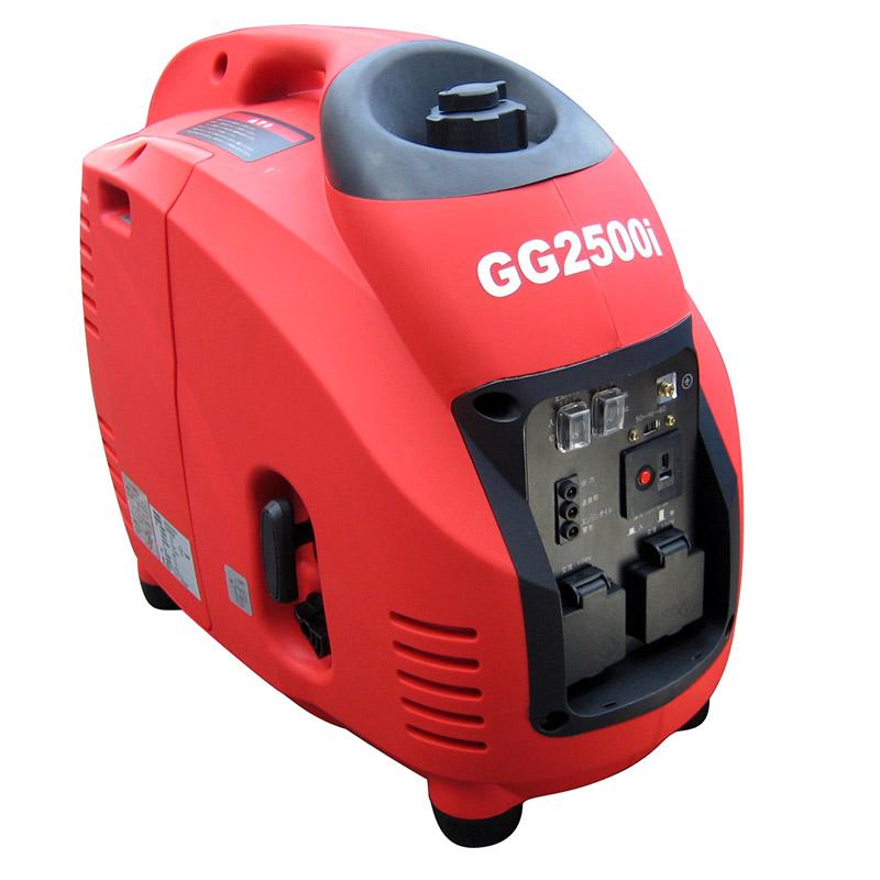 フルテック インバーター発電機 型式:GG2500I