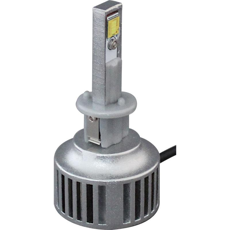 LEDヘッドライト H1 6000K 3800Lm (2個入り)