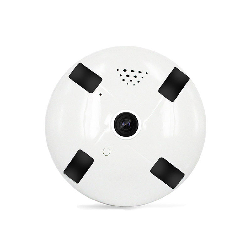 360度 撮影可能 ワイヤレス 防犯カメラ 16GSDカード付