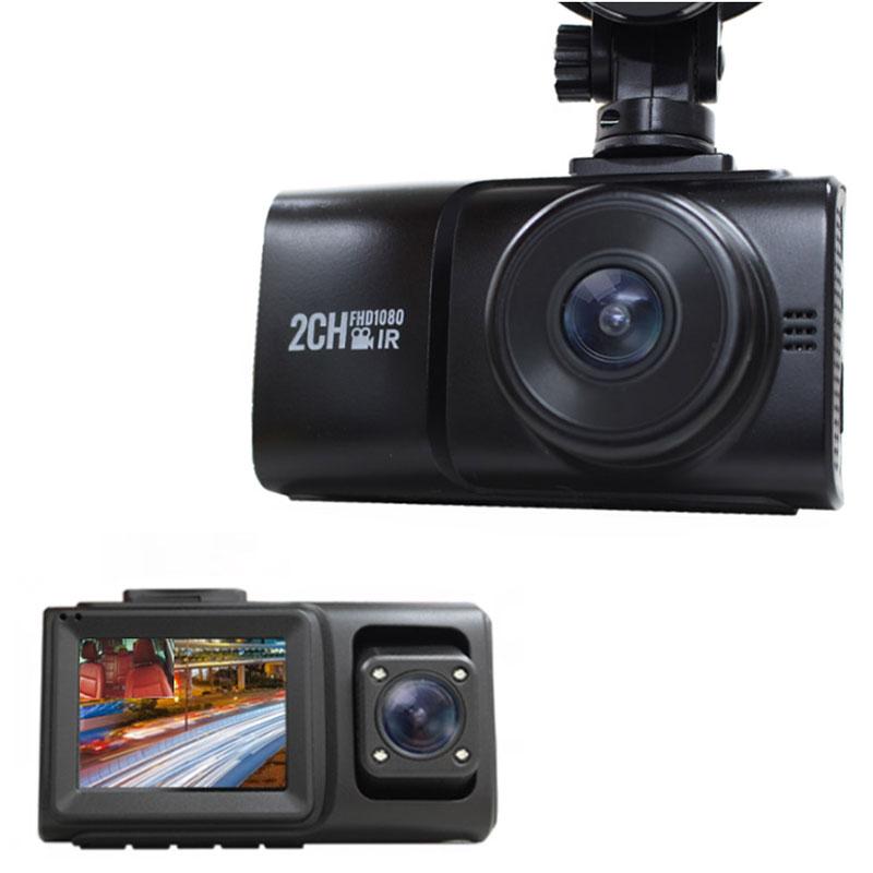 車内カメラ搭載 高画質ドライブレコーダー