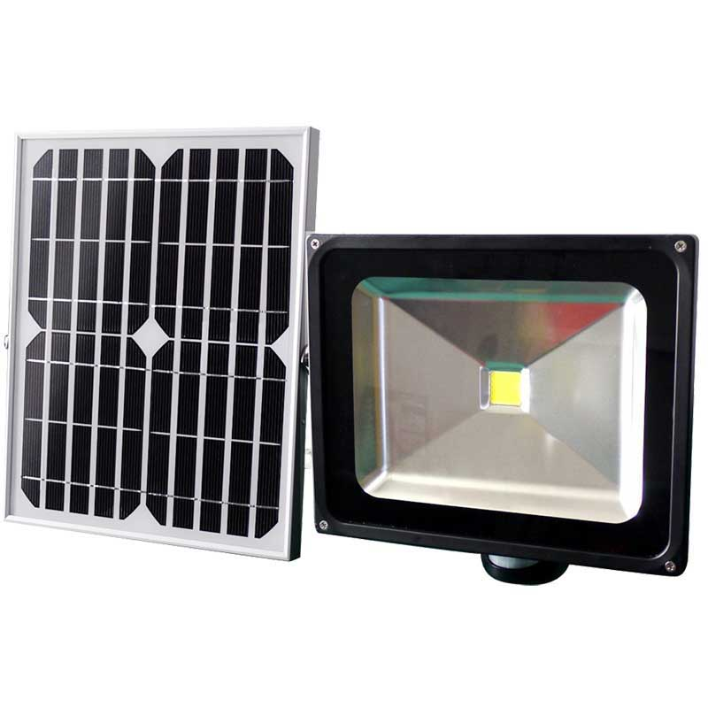 50wLED人感センサー付きソーラーライト【50W 人感センサー付き 太陽光 LED】