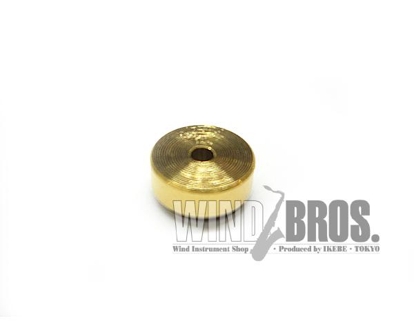 スウィングチップに穴あき メッキ処理登場 B.AIR ビー エアー 送料無料 スウィング Swing 穴あき Chip スタンダード チップ Gold 限定特価