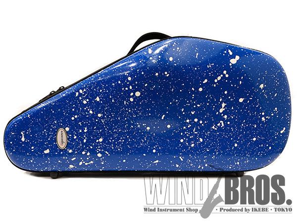 アルトサックス用ケース ベガ カバー ケース(Vega Cover Case) スリム フュージョン・ブルー
