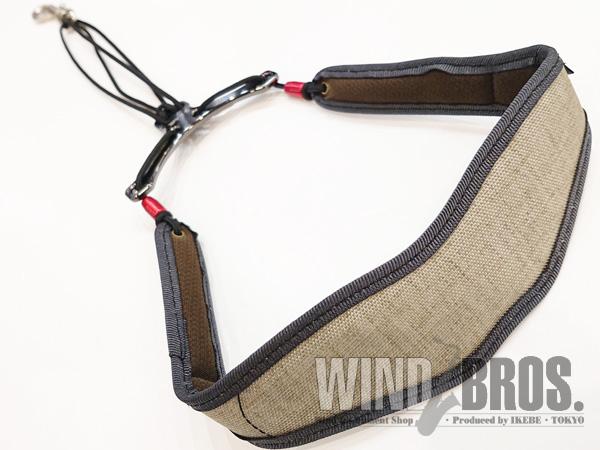 サックス用ストラップBIRD STRAP(バードストラップ) ウォッシャブル・タイプ特別仕様オーダー品【11】