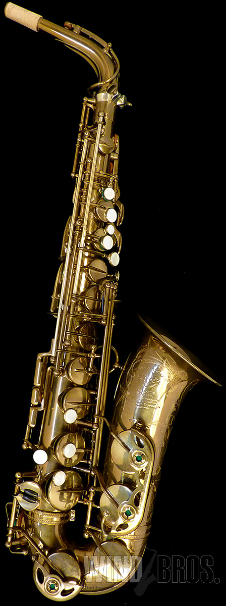 '53 American Selmer Super (Balanced) Action #53xx3 Original Lacquer 【中古】