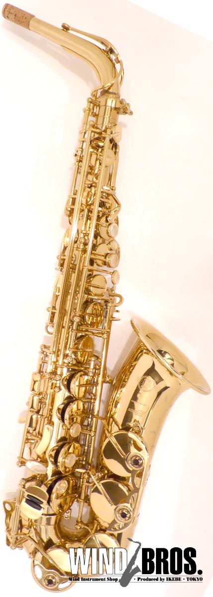 アルトサックス H.Selmer(セルマー) SERIEIII Jubilee w/e GL 彫刻有 #741xx1 【used_サックス】【used_管楽器】【中古】