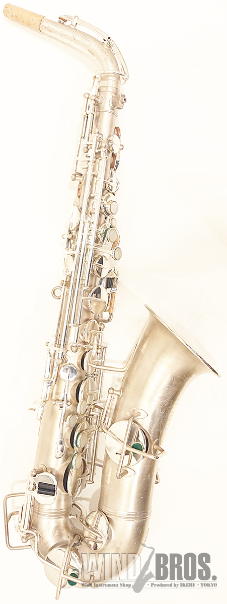 '24 Buescher(ブッシャー) True True Tone #164xx3 Original Original '24 Silver-Plate【中古】, LINBAK:30afd5d9 --- acessoverde.com