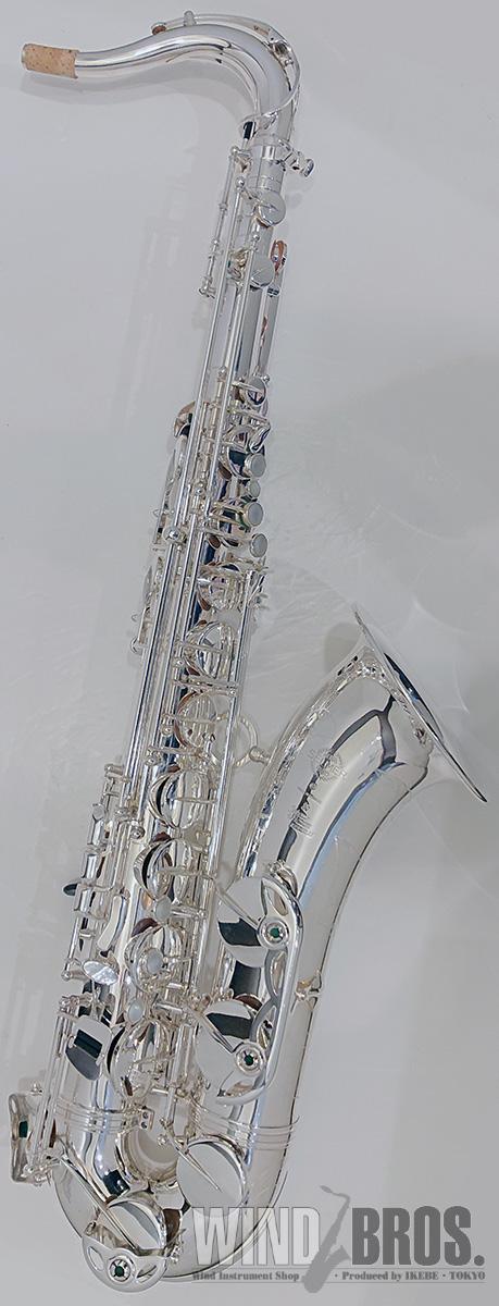 【中古】テナーサックス H.Selmer(セルマー) SA-80II w/e SP 彫刻有り 銀メッキ #504xx3