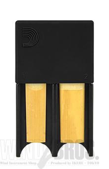 全6色 RICO リコ のリードガードが新しくなりました☆ アルトサックス用 ダダリオウッドウインズ Woodwinds リードガード 4枚入り 激安☆超特価 1年保証 D'Addario