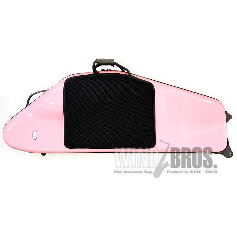 ペグ付きモデルも入る 背負えるケース アウトレット特価 バリトンサックス用ケース アイテム勢ぞろい ベガ カバー Vega ギフト ケース Case ピンク Cover
