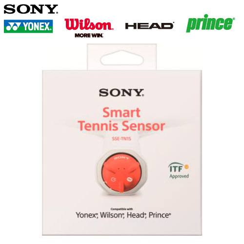 スマートテニスセンサー(SSE-TN1S)『2015年新パッケージ』