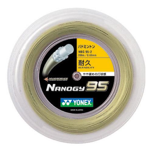 ヨネックス ナノジー 95 200mロール(NBG95-2)