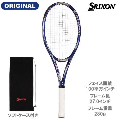 スリクソン [SRIXON] 硬式ラケット SRIXON X 280 NP(2017年ウインザーオリジナル)