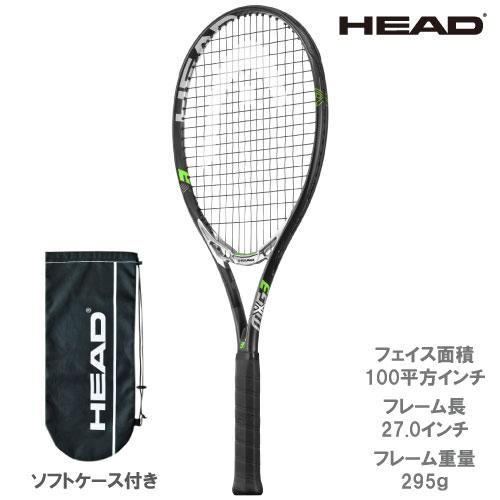 ヘッド [HEAD] 硬式ラケット MXG3(283707)※スマートテニスセンサー対応品