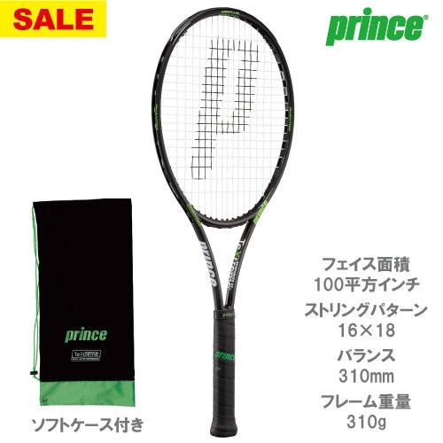 【SALE】プリンス[prince]ラケット PHANTOM 100 XR-J(7TJ030)※スマートテニスセンサー対応品