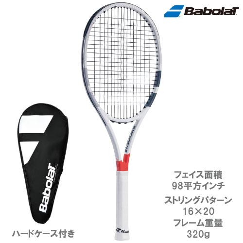 バボラ [Babolat] 硬式ラケット ピュアストライク VS ツアー(BF101312)