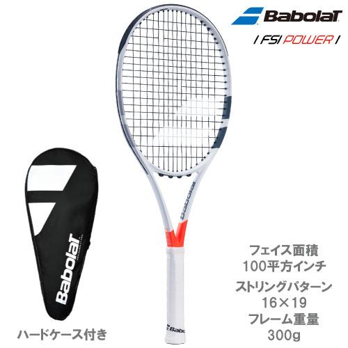 バボラ [Babolat] 硬式ラケット ピュアストライク 100(BF101316)