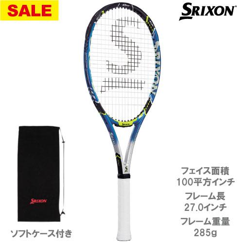【SALE】スリクソン[SRIXON] 硬式ラケット REVO CX 4.0(レヴォCX4.0 SR21706)※スマートテニスセンサー対応品
