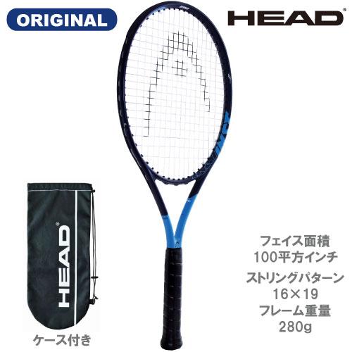 ヘッド [HEAD] 硬式ラケット IG インスティンクト 280(ネイビー×ブルー)※2019年ウインザーオリジナル