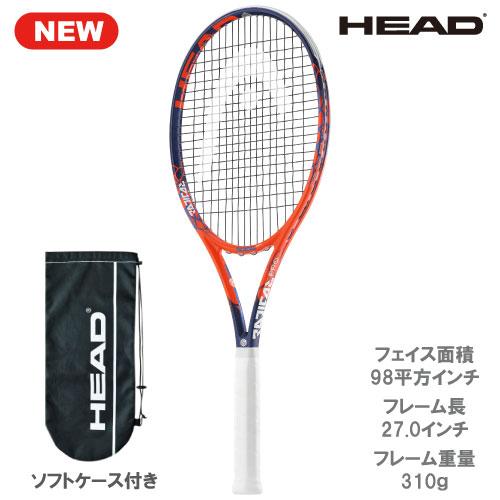 ヘッド [HEAD] RADICAL PRO(232608)※スマートテニスセンサー対応品
