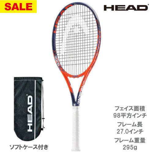 【SALE】ヘッド [HEAD] RADICAL MP(232618)※スマートテニスセンサー対応品