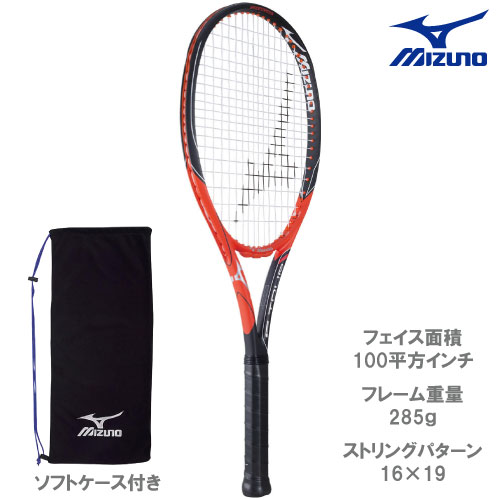 ミズノ [Mizuno] 硬式ラケット F-TOUR 285(63JTH77254)