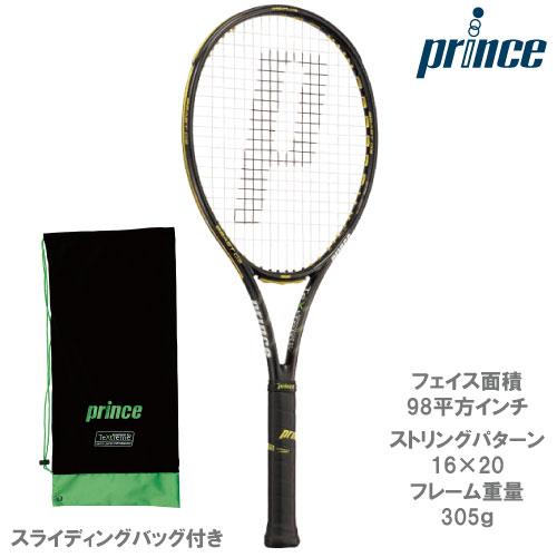 プリンス[prince]ラケット BEAST O3 98(7TJ066)※スマートテニスセンサー対応品
