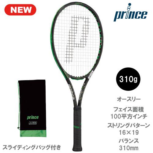 プリンス[prince]テニスラケット TOUR O3 100 310g(ツアーオースリー100 7TJ077)※スマートテニスセンサー対応品