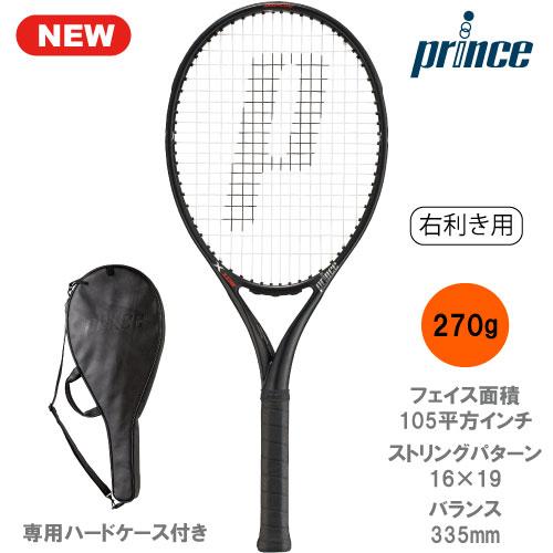 激安超安値 プリンス[prince]ラケット Prince Prince X X 105 105 270g(7TJ083)右利き用 ※スマートテニスセンサー対応品, オークハウスいすず質店:0a90d83b --- business.personalco5.dominiotemporario.com