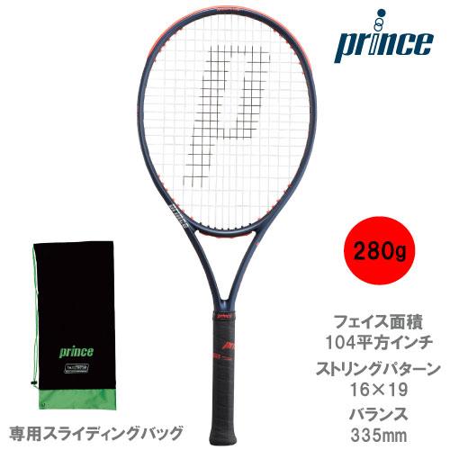 プリンス[prince]ラケット Prince BEAST O3 104(7TJ091)