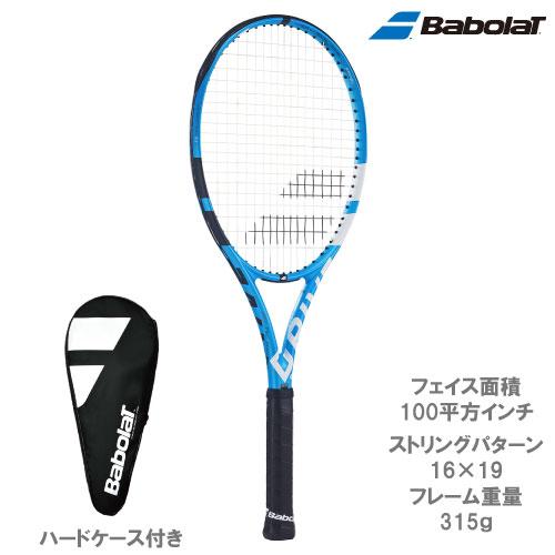 バボラ [Babolat] 硬式ラケット ピュアドライブ ツアー 2018(BF101331)
