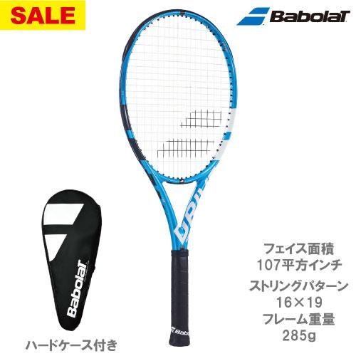 【SALE】バボラ [Babolat] 硬式ラケット ピュアドライブ 107 2018(BF101347)