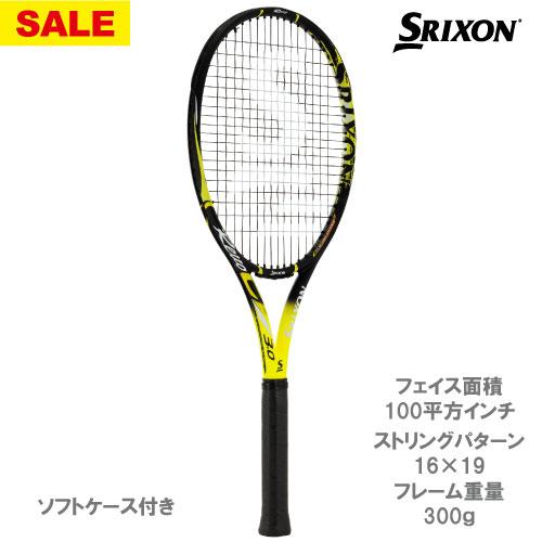 【SALE】スリクソン [SRIXON] 硬式ラケット レヴォ CV 3.0(SR21602)