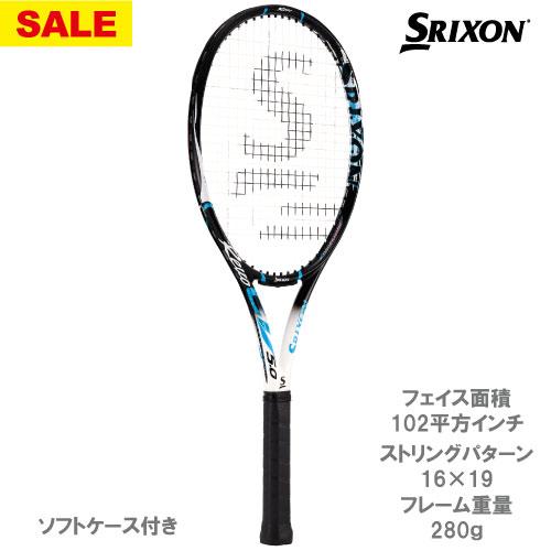 【SALE】スリクソン [SRIXON] 硬式ラケット レヴォ CV 5.0(SR21603)