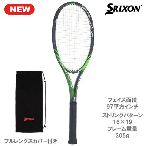 スリクソン [SRIXON] 硬式ラケット レヴォ CV 3.0 F-TOUR(SR21805)2018年REVOCVシリーズ※スマートテニスセンサー対応品