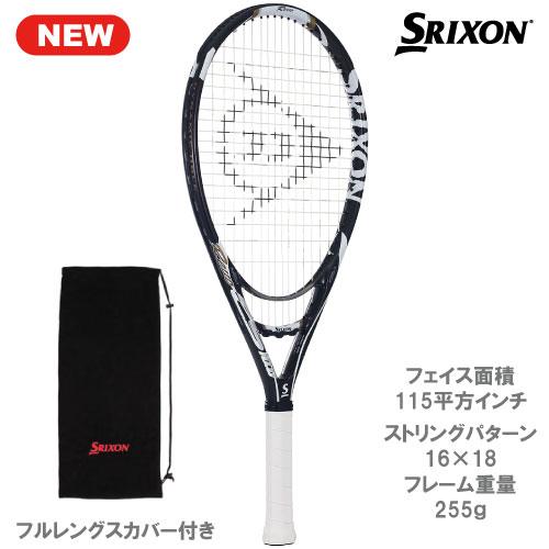 スリクソン[SRIXON] 硬式ラケット REVO CS 10.0(レヴォ CS 10.0 SR21812)※スマートテニスセンサー対応品