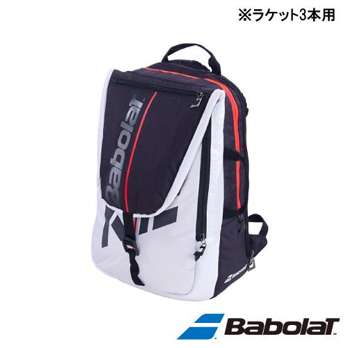 バボラ バックパック ピュアストライク(BB753081)[BABOLAT ラケットバッグ] テニス3本入り