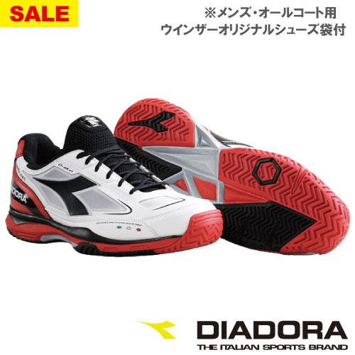 【SALE】ディアドラ[DIADORA]テニスシューズ スピードプロ ME2 AG(160571)0634カラー